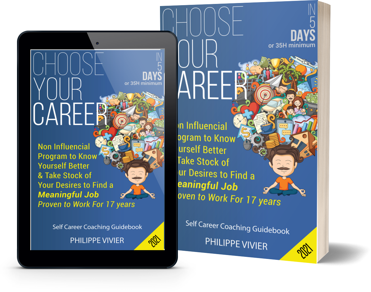 Choose Your Career In 5 Days!